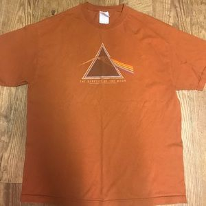 Alstyle Apparel Men's Pink Floyd Tee Size XL